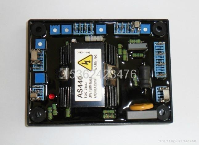 MX321自动电压调节器 5