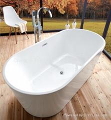 freestanding bathtub soaking bathtub acrylic bathtub