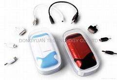 5200mAh portable Power Bank for mobile phone