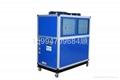 风冷式工业冷水机