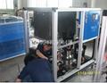 液压系统传动媒冷水机