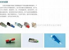 光纖耦合器 光纖衰減器