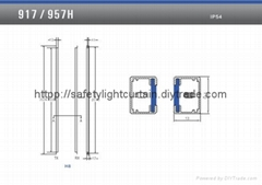 WECO-917H8  elevator light curtain