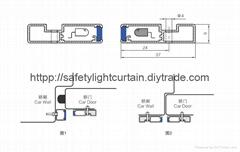 WECO-917V71 safety  elevator light