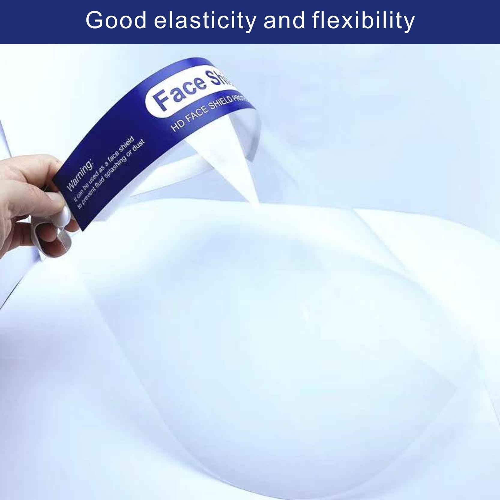 safety visor disposable anti fog prevention face shield