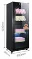 uv light disinfecting cabinet kitchen