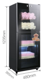 uv light disinfecting cabinet kitchen disinfectant cabinet cloth ozone disinfect