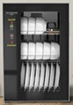 coffe track kiosk disinfection cabinet dish dryer and disinfectant cabinet 1