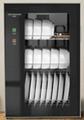 disinfection cabinet 300l black