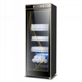 disinfecting cabinet for retail uv dish