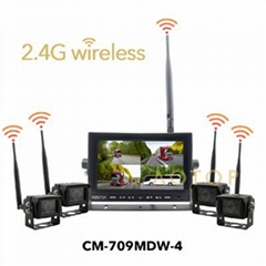 wireless rearview system
