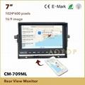 7inch mirror link car monitor