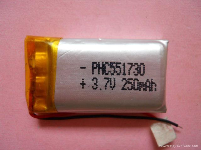 聚合物锂电池 1