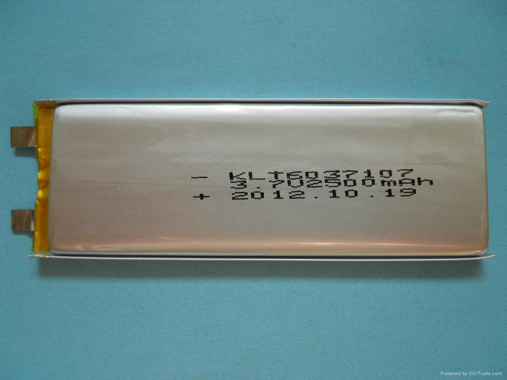 聚合物锂电池 2