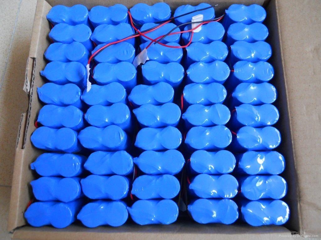 圆柱型锂电池 2