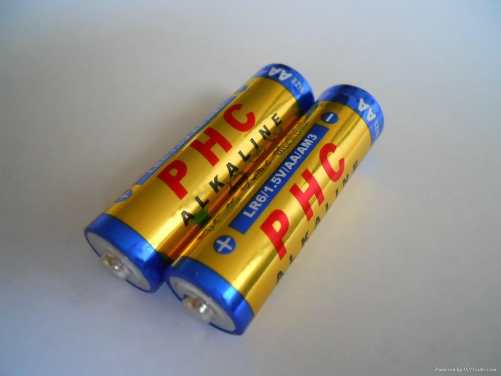 5号碱性电池 1