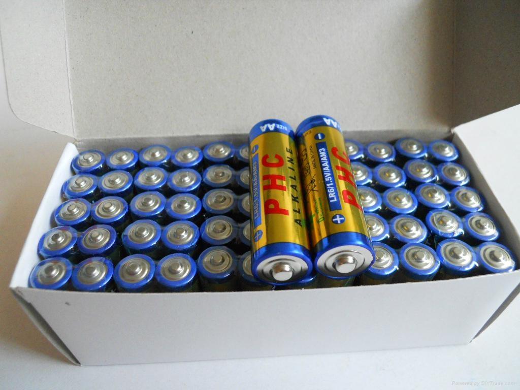 5号碱性电池 2