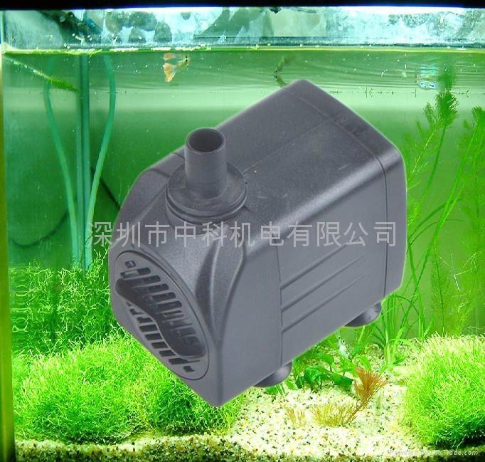 直流鱼缸水族箱水泵 1