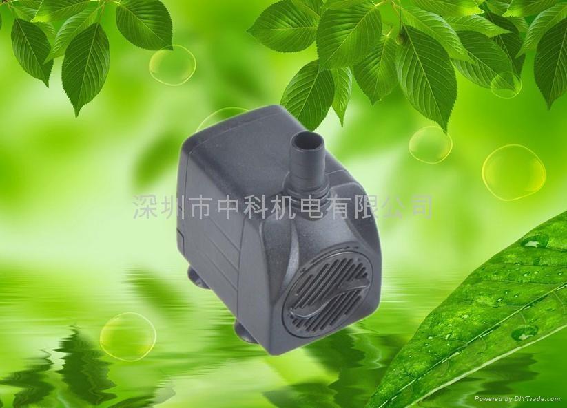 直流鱼缸水族箱水泵 2