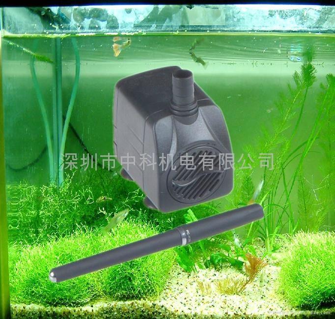 直流鱼缸水族箱水泵 3