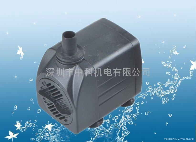直流微型抽水过滤器 1