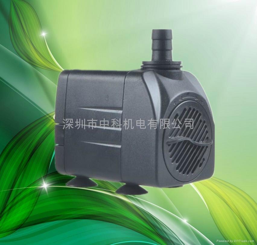 直流微型抽水过滤器 4
