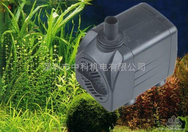 直流微型抽水过滤器 5