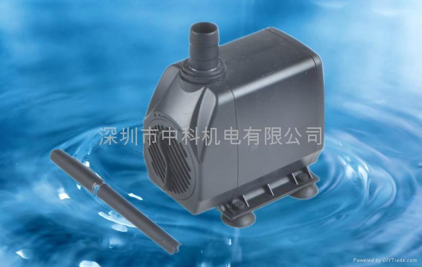 喷泉喷水假山流水水泵 3