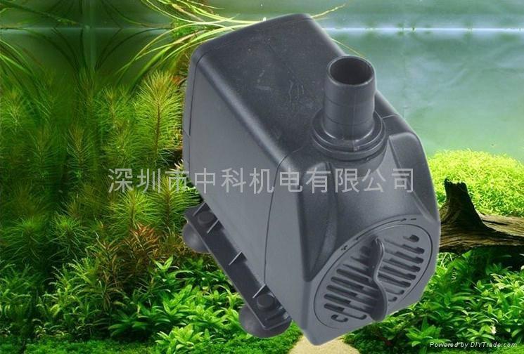 喷泉喷水假山流水水泵 4