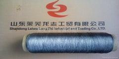 金屬纖維捻線