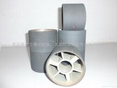 水墨印刷機陶瓷送紙輪