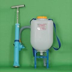 napsack Granule Fertilizer Applicator Fertilizer  MACHINE
