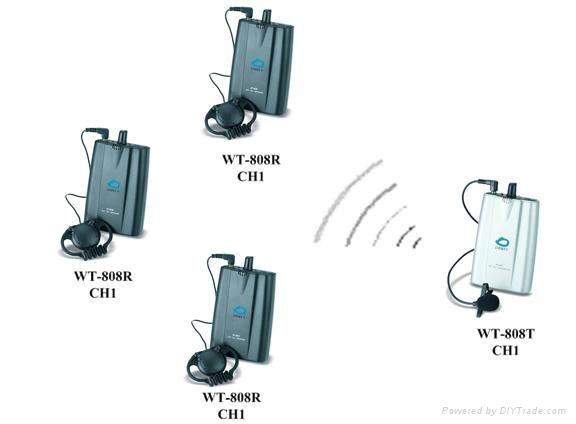 同声传译设备 3