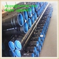 DIN1629 st44.0 seamless steel pipe