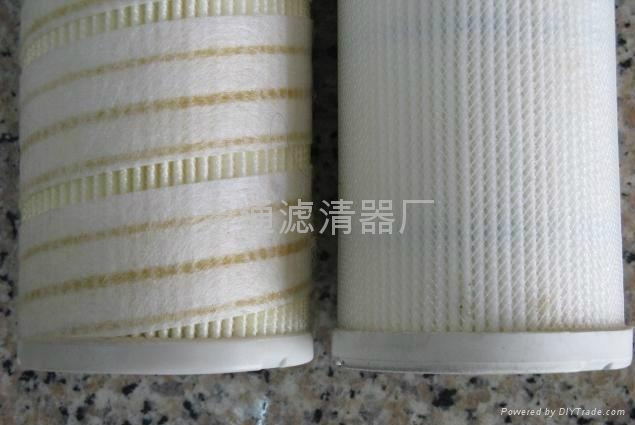 北京颇尔进口滤芯 2
