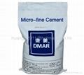 Ultrafine and Microfine Cement