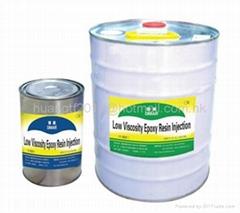 Low Viscosity Epoxy Resin Injection