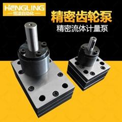 灌膠機齒輪泵