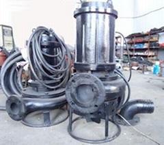 鲁达潜水型抽沙泵