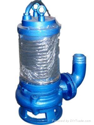 耐高温316不锈钢排污泵 3