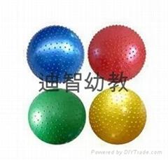 .儿童感统器材幼教触觉球