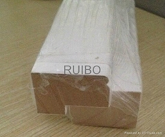 Paulownia primed finger jointed moulding