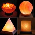 Hand Crafted Himalyan Rock Salt lamps