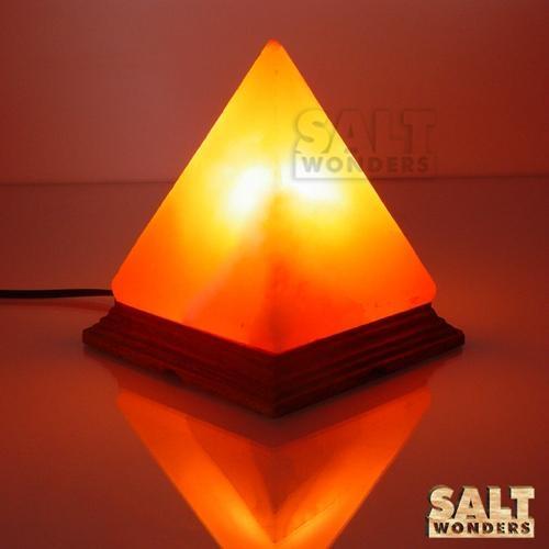 Pyramid Shape Salt lamps 1