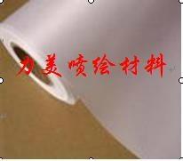 絹布  白畫布 2