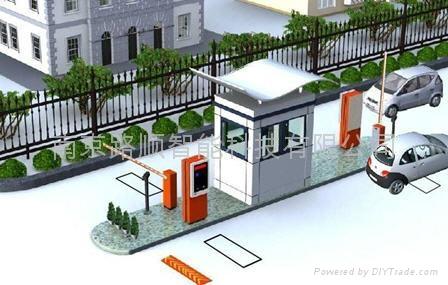 停車場管理系統、道閘、崗亭、交通設施 1