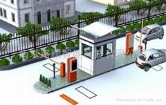 停車場管理系統、道閘、崗亭、交通設施
