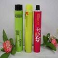 Aluminum Hair dye packaging tube