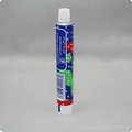 Food soft packaging tube