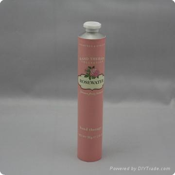 Collapsible Aluminum tube for Cosmetics 4